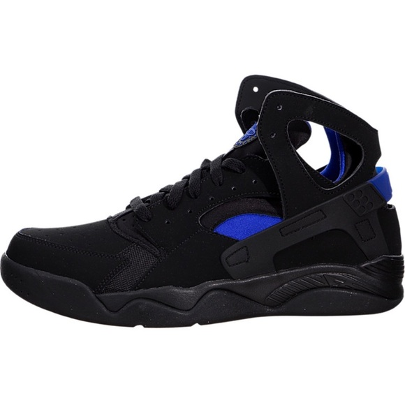 2e759d446e0cf RARE Nike Air Flight Huarache - Black Lyon Blue